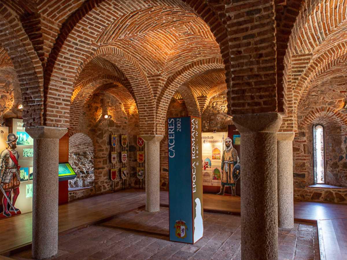 Fuente: Portal Oficial de Turismo de Cáceres