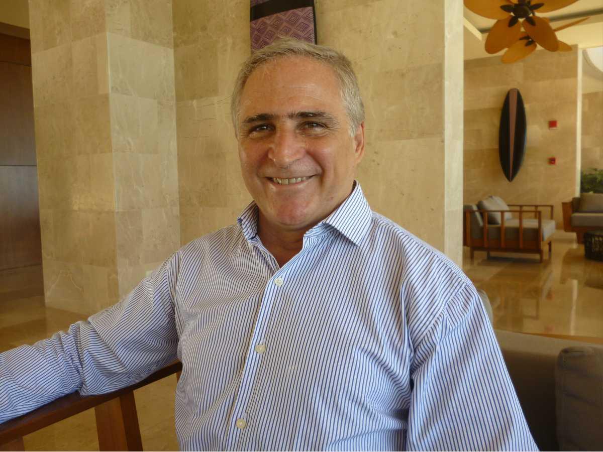 Hernán Imhoff Presidente Cámara de Comercio y Turismo de Tamarindo, Guanacaste, Costa Rica