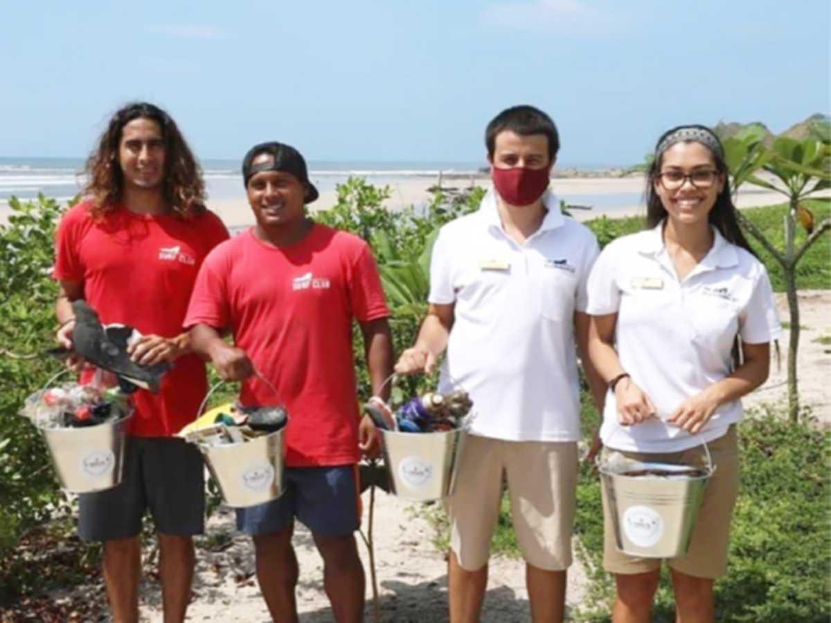 Promover el reciclaje es una de las prácticas ambientales.
