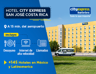 City Express Hotel San Jose Costa rica