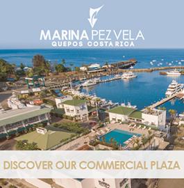 Marina Pez Vela, Quepos Costa Rica